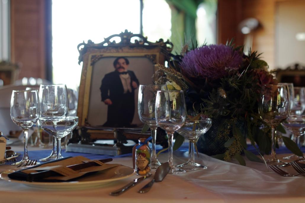Photo décoration table