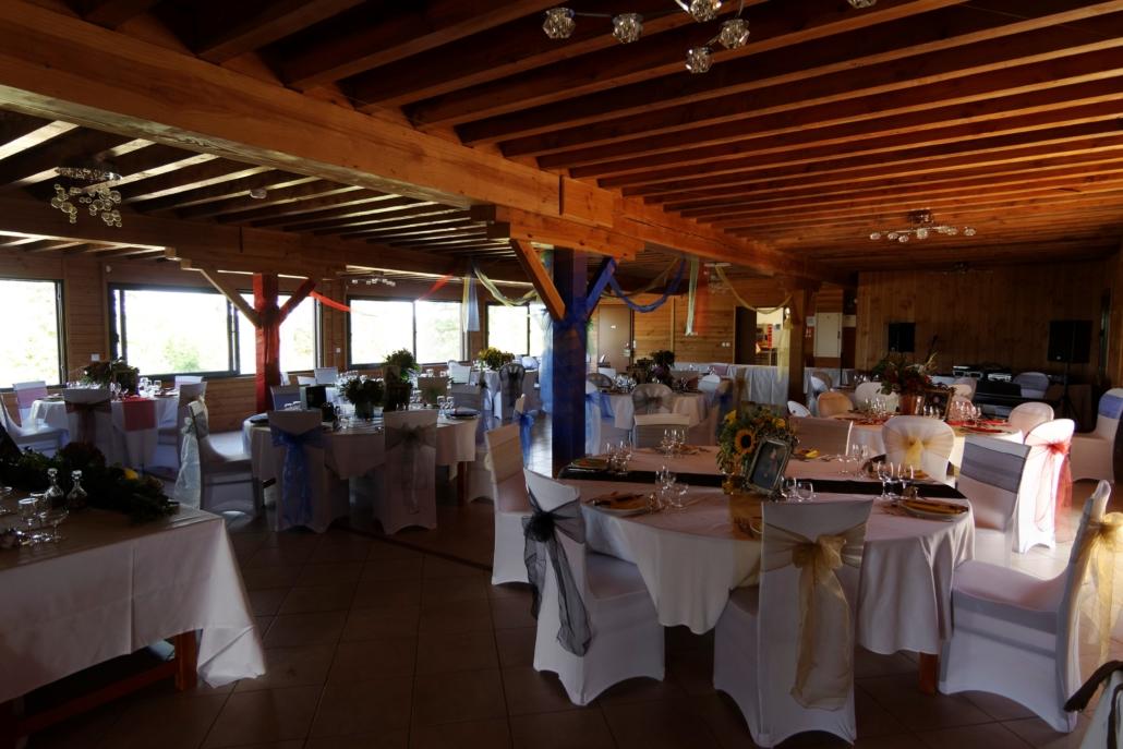 Photo salle de mariage