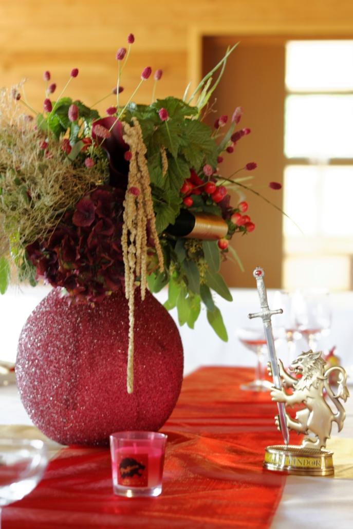 Photo décoration florale mariage