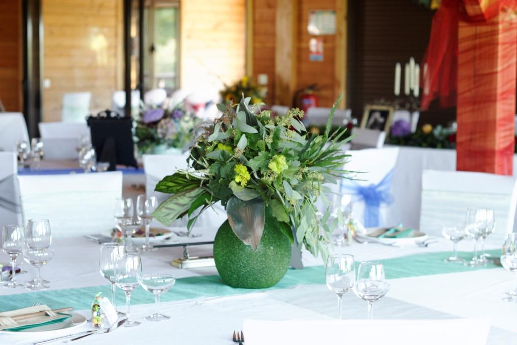 Idée décoration florale